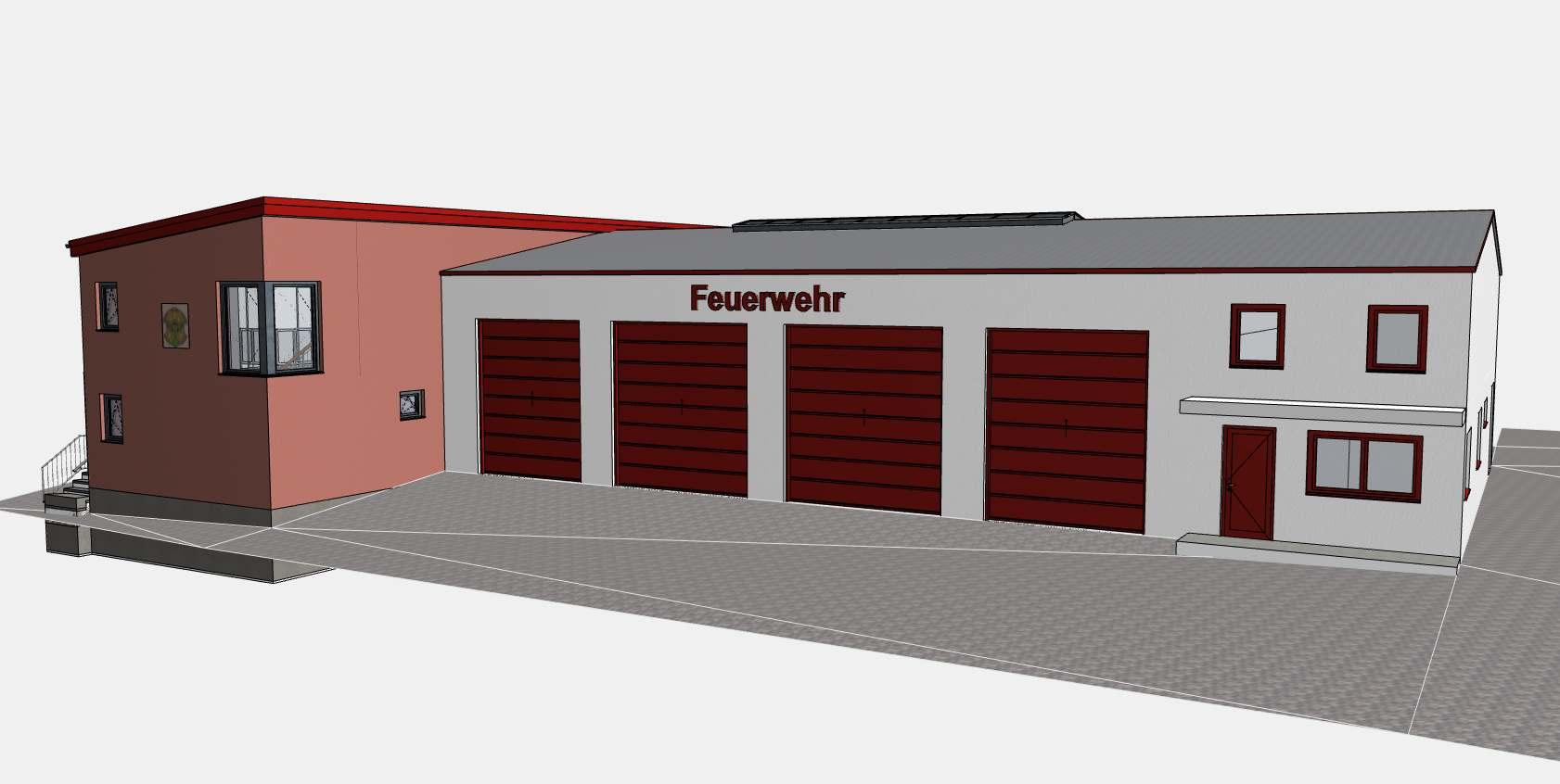 Feuerwehranbau