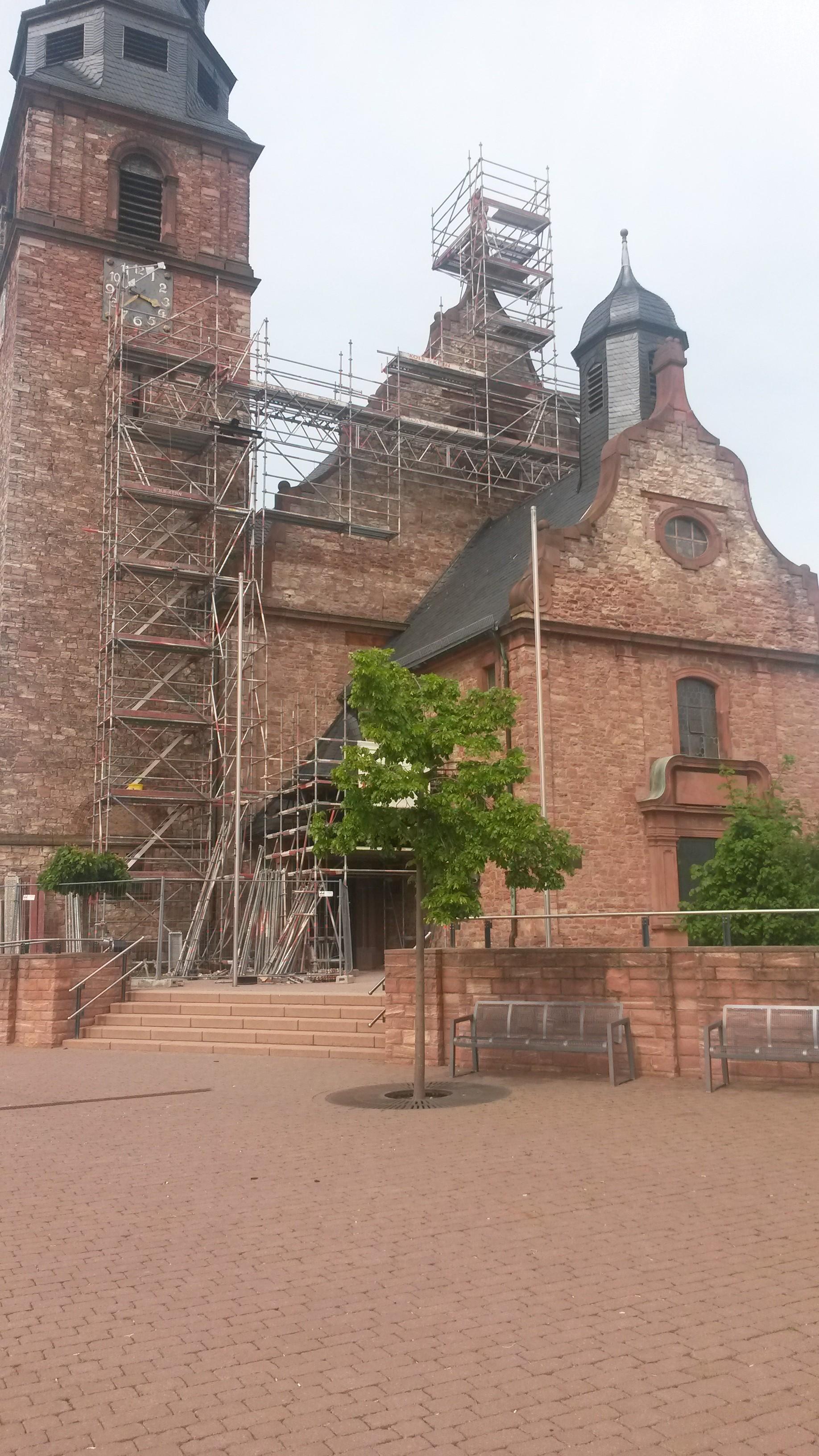Sanierung Pfarrkirche